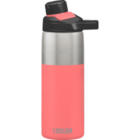 CamelBak Chute Mag Vacuum Insulated Stainless Bottle 600ml coral
